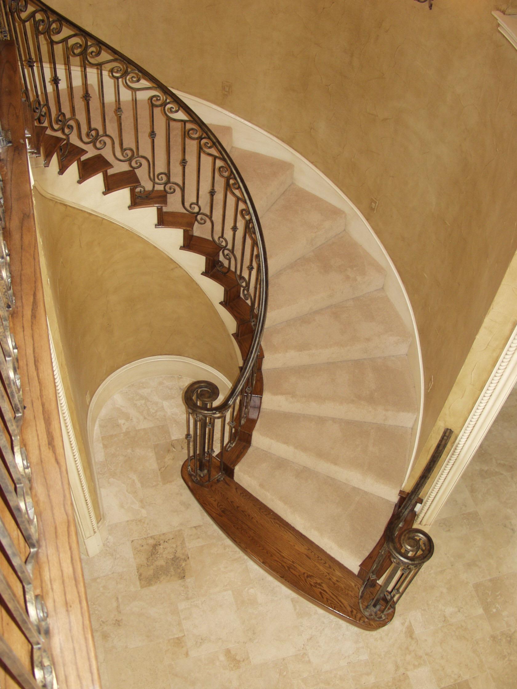 ... Custom Iron Stairway 7 · Custom Iron Tuscan ...