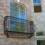 custom iron balcony 5