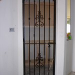 custom iron door 2