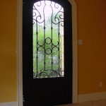 custom iron door 4