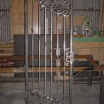 custom iron door 5