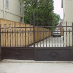 custom iron gate 2