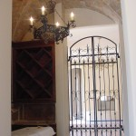 custom iron home decor and gate