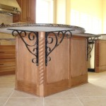 custom iron kitchen furniture