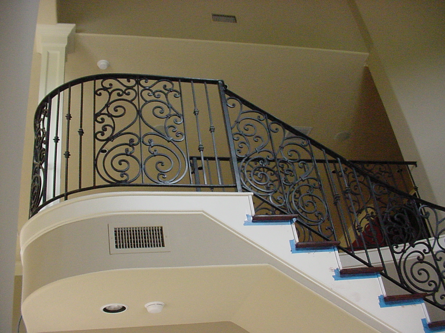Custom Fabrication Services For Stair Amp Railing Systems