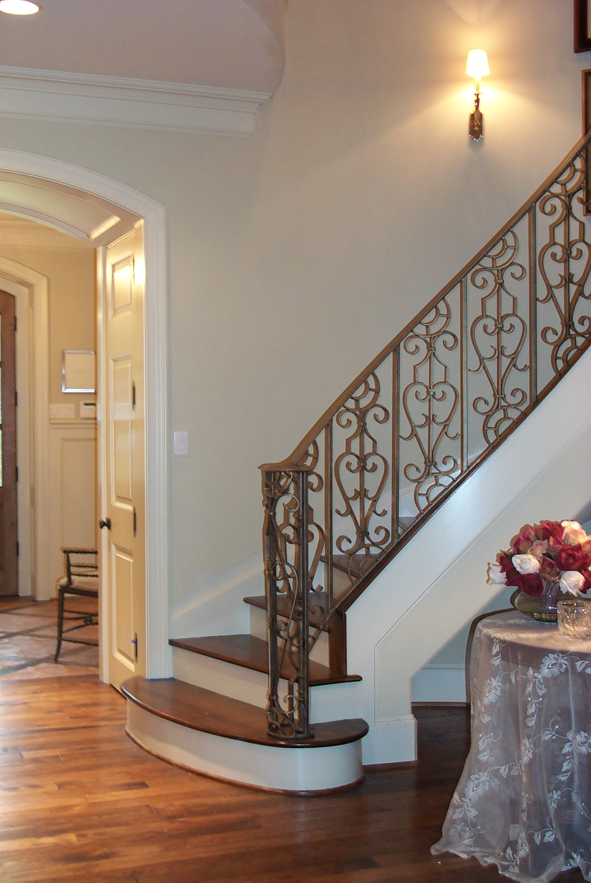Iron staircases related keywords suggestions iron for Custom staircase design