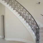 custom iron staircase 4
