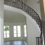 custom iron staircase 5