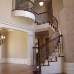 custom iron staircase 6