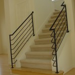 custom iron stairs 4