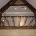 custom iron stairway 3