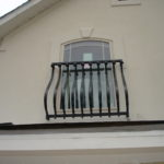 custom iron window guards 2