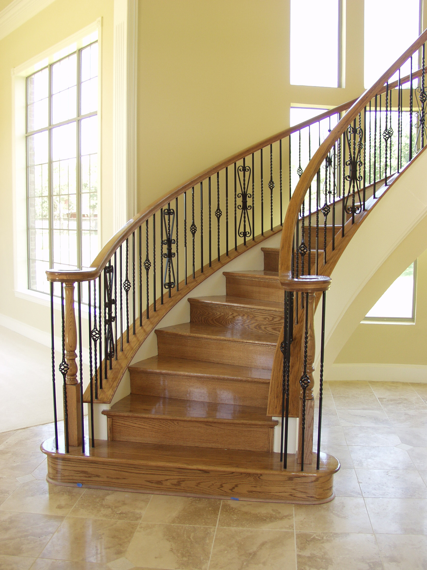 Woodworking equipment supplies houston guide tarman for Stair remodel houston