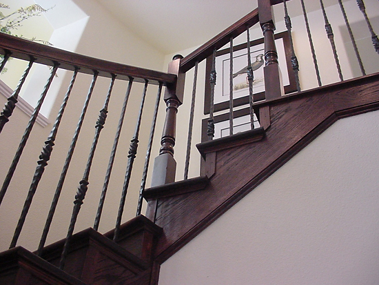 Iron Balusters &  Stair Parts