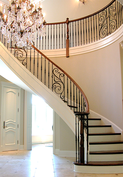 Iron Panels The Standard In Luxury