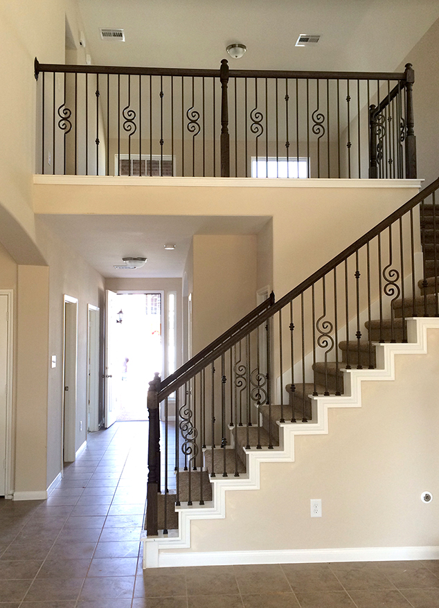 Timeless Style Ironwood Connection Stair Amp Railing Company