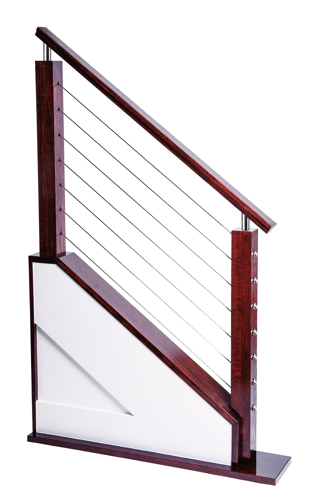 Cable Railing Cable : Cable railing systems for stairs balconies