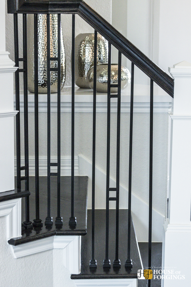 Square Iron Balusters Six Install Options Field Tested