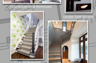 Stair Remodel Trends