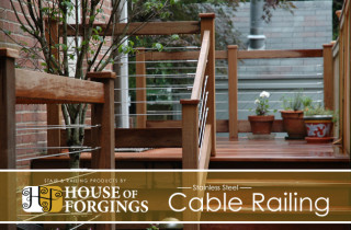 Cable Decking