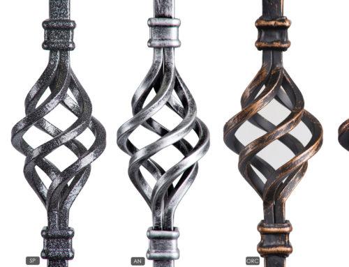 Twist Series Single Basket Close Ups