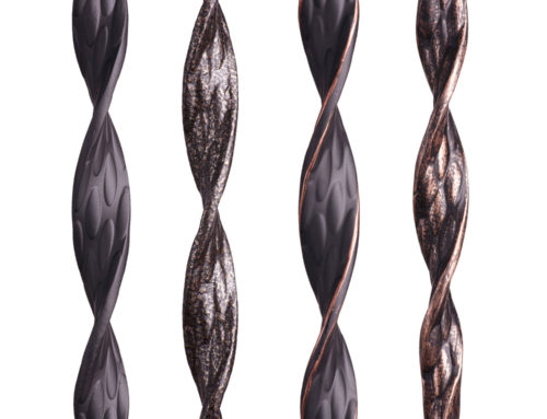 Ribbon Series Single Ribbon Twist Close Ups