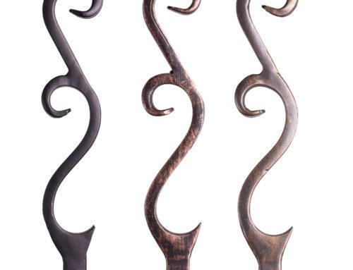 Endecor Series Medium Spiral Close Ups