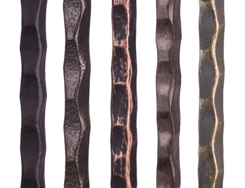 Tuscan Square Series Plain Bar Close Ups