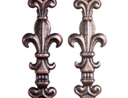 Orleans Series Fleur De Lis Close Ups