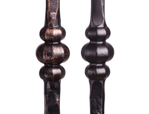 Tuscan Square Series Single Knuckle Close Ups