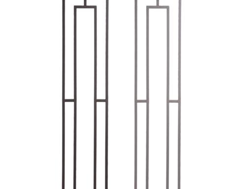 Aalto Series Single Rectangular Level Panel Close Ups