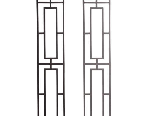 Aalto Series Double Rectangular Level Panel Close Ups