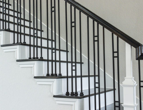 Aalto Double Bar Baluster & Single Bar