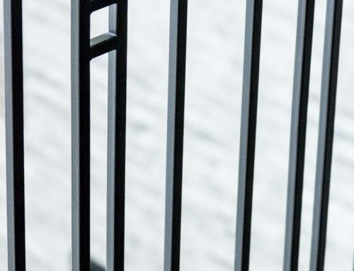 Aalto Double Bar Baluster & Single Bar