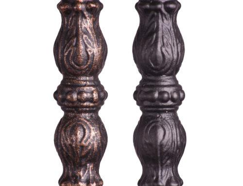 Designer Tubular Round Series Large Knuckle Close Ups