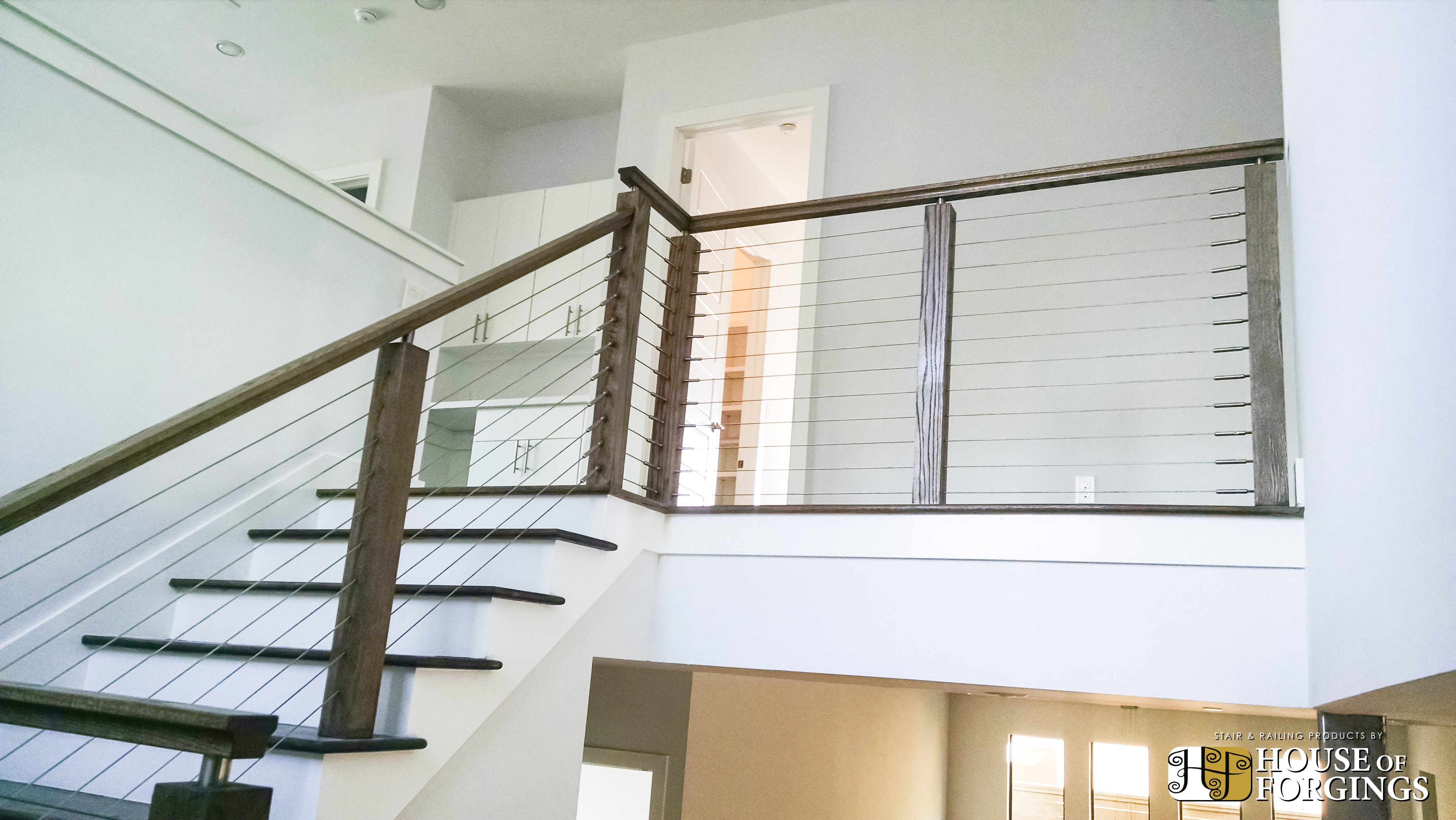 Cable Rail House Of Forgings Stair And Railing Products