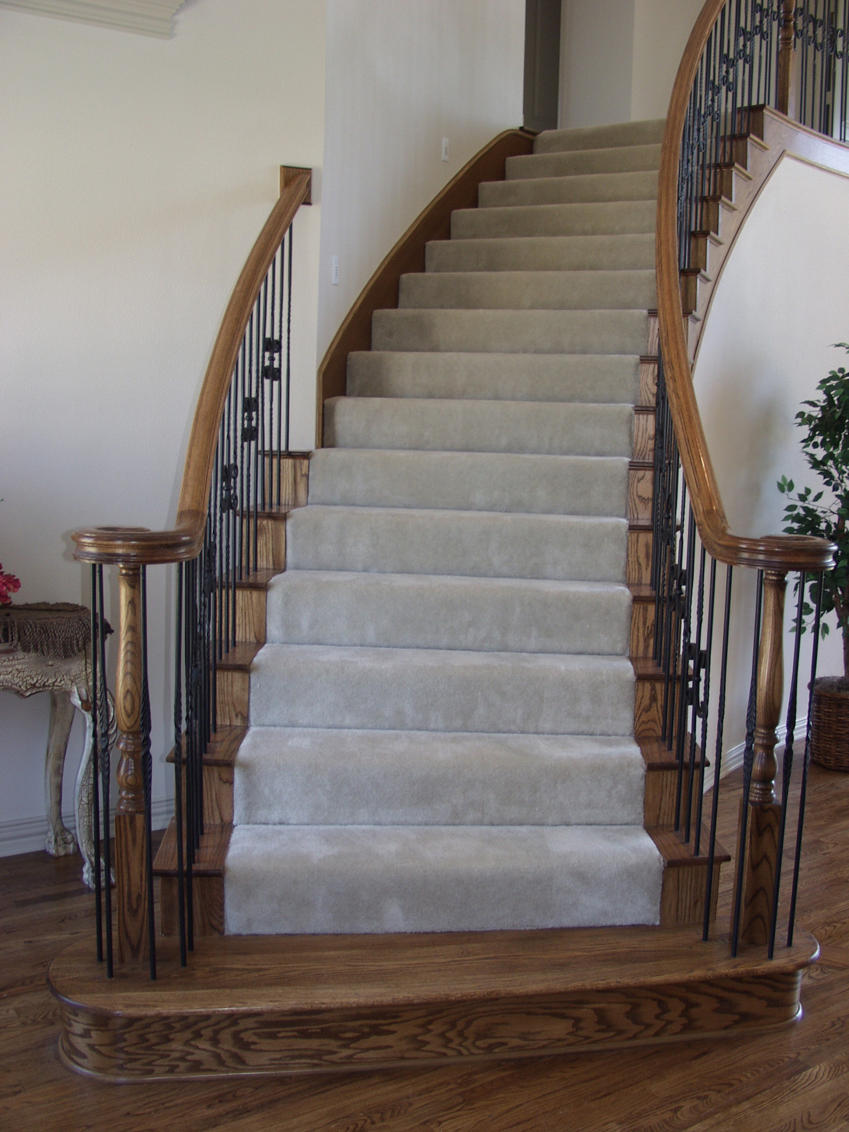 Round Series Butterfly U0026 Feathered Balusters U2013 House Of Forgings | Stair  And Railing Products