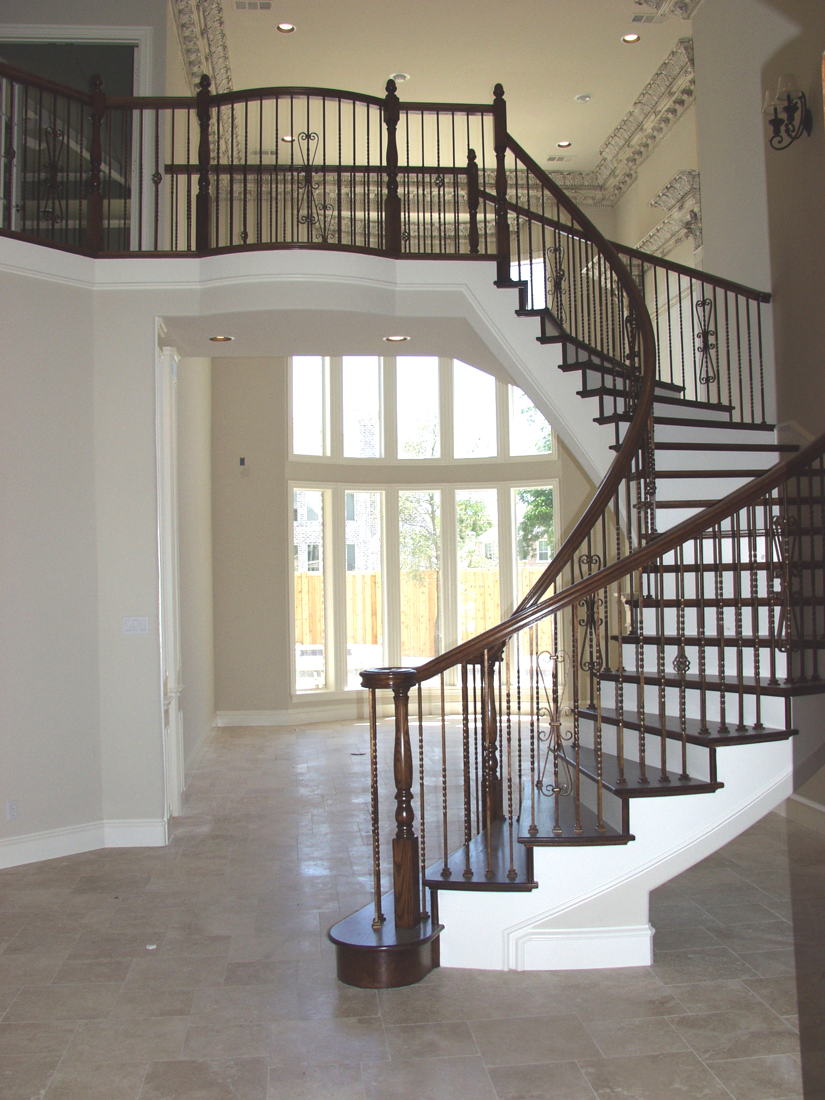 Twist Balusters, Baskets, And Heart Scrolls U2013 House Of Forgings | Stair And  Railing Products