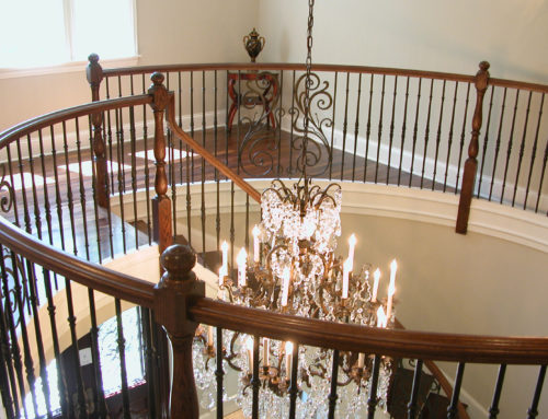 Monte Carlo Decorative Knuckle Baluster