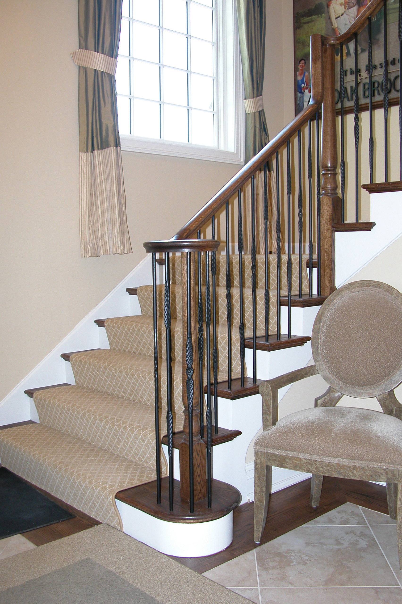 Round Series Feathered Balusters - House of Forgings ...