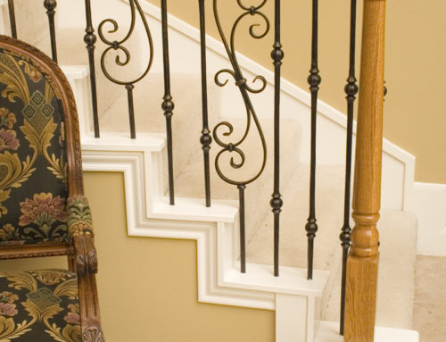 Tuscan Round Sphere Balusters