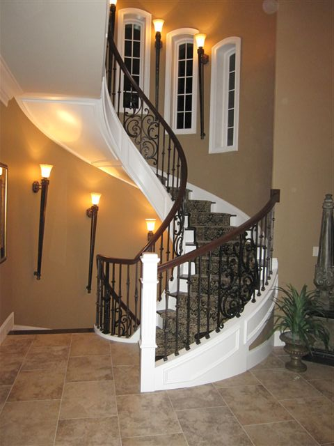 Spiral Panels & Gothic Series Balusters - House of ...