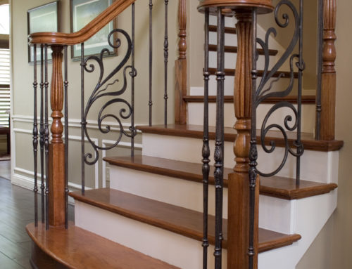 Spiral Panels & Monte Carlo Balusters