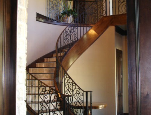 Spiral Panels & Gothic Series Balusters