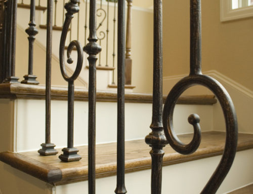Tuscan Round Knuckle Balusters
