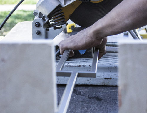 Pro Tip: DIY chop saw jig makes cutting balusters a breeze