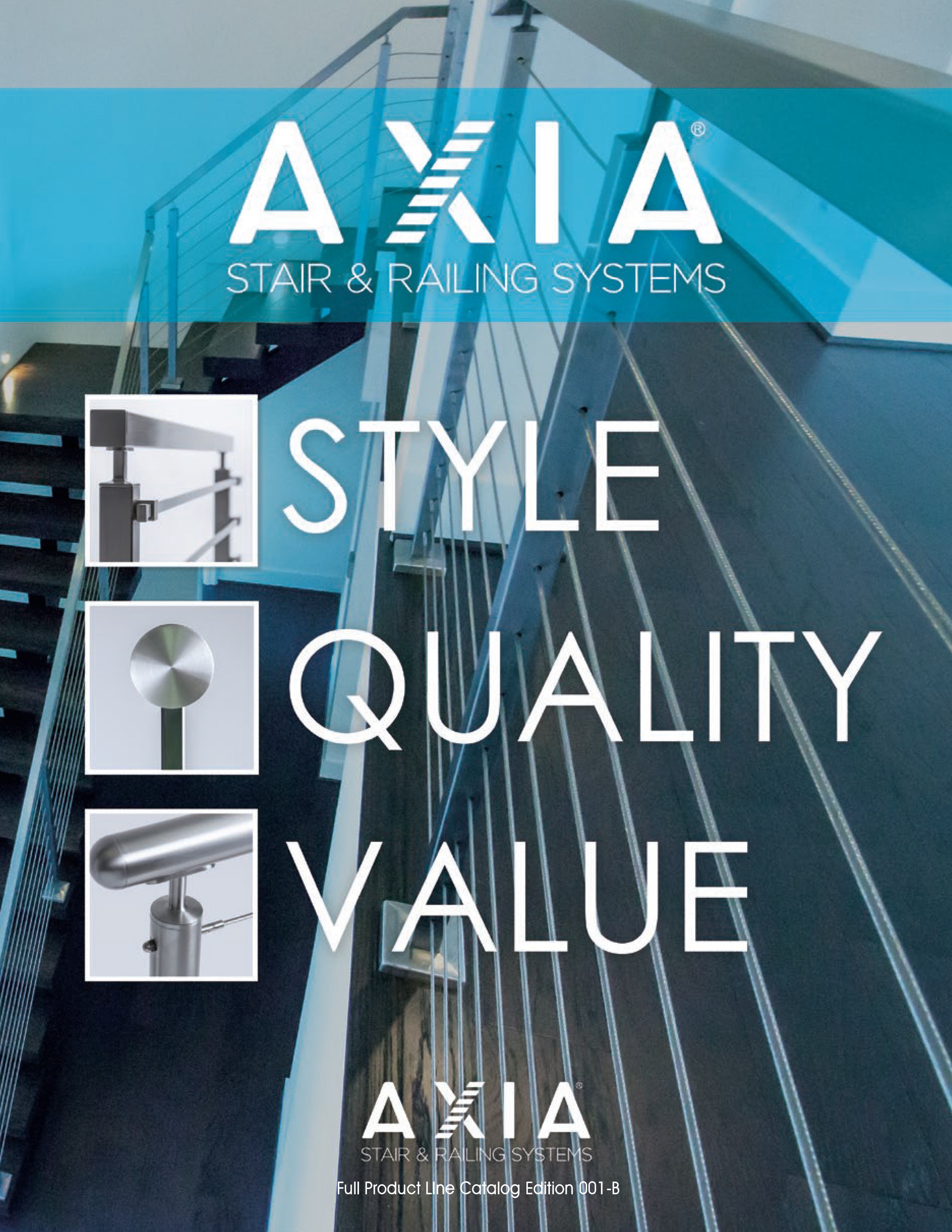 Axia Stainless Steel Catalog